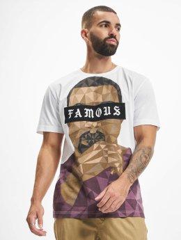 Cayler & Sons T-shirt C&s Wl Drop Out Tee vit