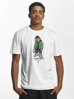 Cayler & Sons t-shirt Siggi Sports wit