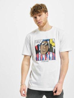 Cayler & Sons t-shirt WL Biggenstein wit