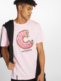 Cayler & Sons T-shirts C&s Wl Los Munchos pink