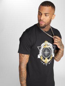 Cayler & Sons T-skjorter Crew Strong svart