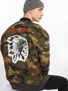 Cayler & Sons Übergangsjacke CSBL Patched Loose Flight camouflage