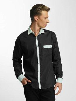 Cazzy Clang Рубашка Leeong черный