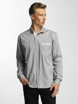 Cazzy Clang Shirt Squares grey