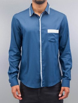 Cazzy Clang Skjorte Quinn II blå