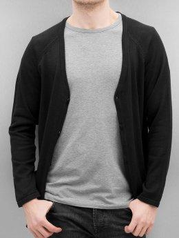 Cazzy Clang Swetry rozpinane Basic czarny