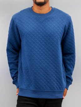 Cazzy Clang trui Honeycomb blauw