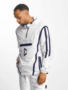 CHABOS IIVII Демисезонная куртка Half Zip белый
