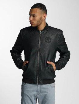 CHABOS IIVII Кожаная куртка Blok PU черный
