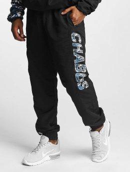 CHABOS IIVII Спортивные брюки Pafpaf черный
