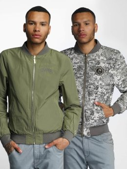 CHABOS IIVII Bomber Digica Reversible Bomber olive