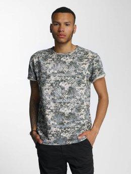 CHABOS IIVII Camiseta Camo camuflaje