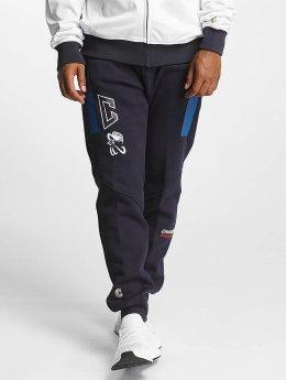 CHABOS IIVII Pantalone ginnico Athletic blu