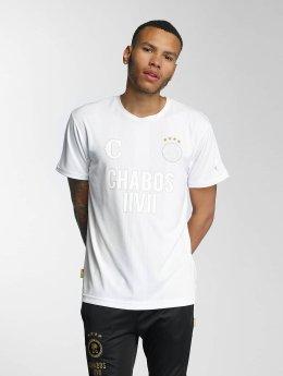 CHABOS IIVII T-shirt Bianci Soccer bianco