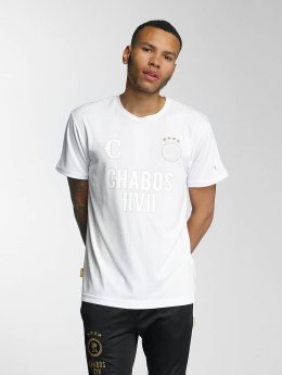 CHABOS IIVII T-Shirt  Bianci Soccer blanc