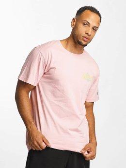 CHABOS IIVII T-shirt Pyramid rosa chiaro