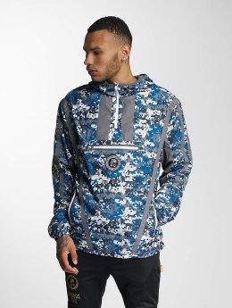 CHABOS IIVII Übergangsjacke Zip Hooded camouflage