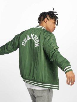 Champion Куртка-бомбардир BasicBomb зеленый