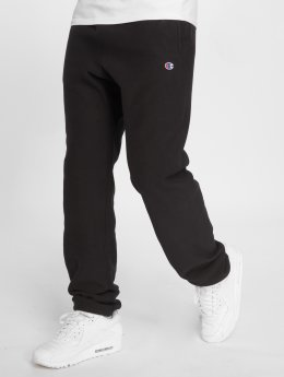 Champion Спортивные брюки Elastic Cuff черный