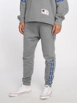 Champion Athletics Спортивные брюки Athleisure Rib Cuff серый