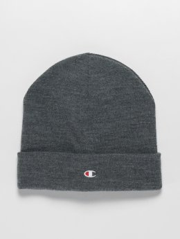 Champion Athletics шляпа Uni Beanie серый