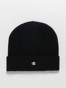 Champion Athletics шляпа Uni Beanie черный