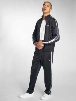 Champion Athletics Anzug Oldschool schwarz