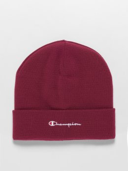 Champion Athletics Beanie  röd
