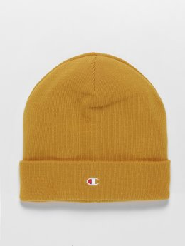 Champion Athletics Bonnet Uni jaune