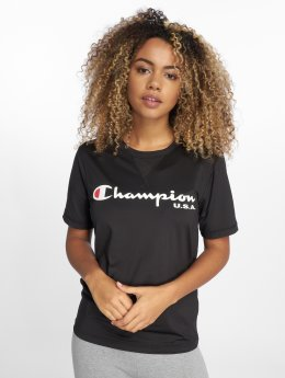 Champion Athletics Camiseta Institutionals negro