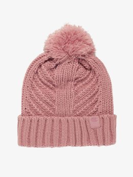 Champion Athletics gorro de punto Strick rosa