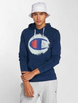 Champion Athletics Hoodie Authentic Athletic Apparel blå