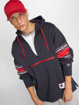 Champion Athletics Hoodie 212177 blå