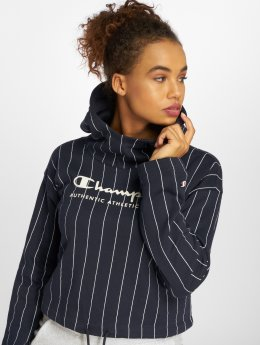 Champion Athletics Hoodie Brand Passion blå