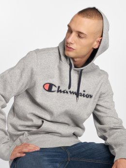 Champion Athletics Hoodie American Classic gray