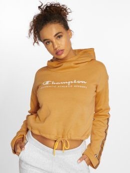 Champion Athletics Hoodie Brand Passion gul