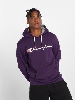 Champion Athletics Hoodie American Classic lila
