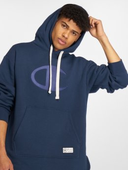 Champion Athletics Hoody Athletics Over Zone blau