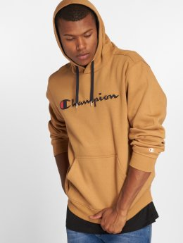 Champion Athletics Hoody American Classic braun