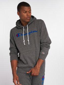 Champion Athletics Hoody Logo grau