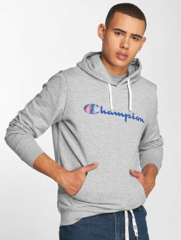 Champion Athletics Hoody Authentic Athletic Apparel grijs