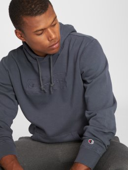Champion Athletics Hoody Logo grijs