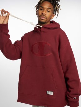Champion Athletics Hoody Over Zone rood