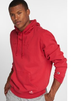 Champion Athletics Hoody Logo rot