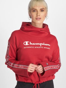 Champion Athletics Hoody Brand Passion rot