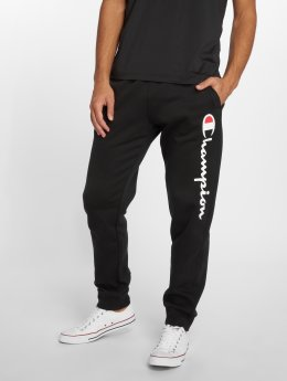 Champion Athletics Jogging kalhoty Authentic čern
