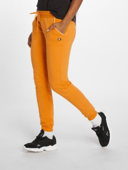 Champion Athletics joggingbroek Brand Passion geel