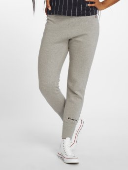 Champion Athletics joggingbroek Logo  grijs