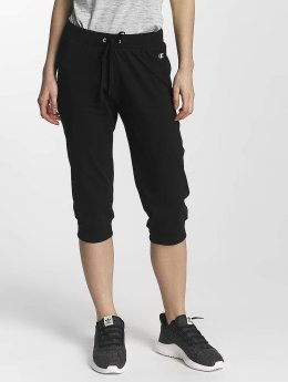Champion Athletics joggingbroek 3/4 Rib Cuff zwart