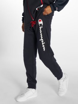 Champion Athletics Joggingbyxor Authentic blå